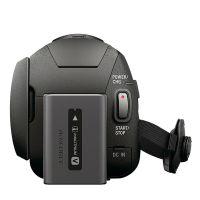 索尼(SONY) FDR-AX45 4K数码摄像机 家用摄像机 5轴防抖约20倍光学变焦
