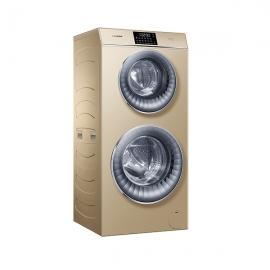 卡萨帝(Casarte)12公斤 滚筒洗衣机 C8U12G3(香槟金)【特价商品,非质量问题不退不换,售完即止】【清仓折扣】