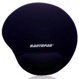 镭拓(RantoPad)TOTO 腕托鼠标垫 (深蓝色)