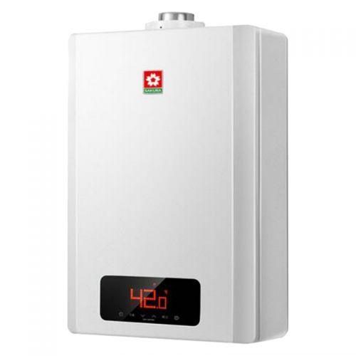 樱花(SAKURA) 平衡式燃气热水器 SCH-16P79N(天然气/2件套/16L)