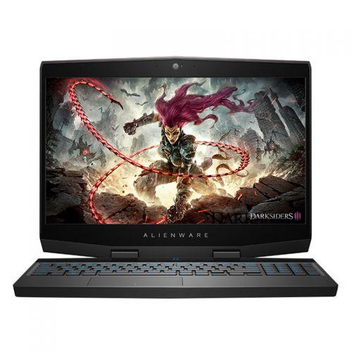 外星人(Alienware)15.6英寸游戏笔记本(i7-9750H 16G 256GB SSD+1TB HDD GTX 1660TI 6G)星云红