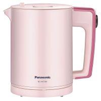 *松下(Panasonic)0.8L 电水壶家用不锈钢自动断电防空烧 NC-HKT081PSQ(粉色)【每个ID限购一台】