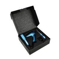 巴比丽丝(BaByliss)吹风机+直发夹+卷发器 迷你旅行造型套装531003053CN(钛蓝色)