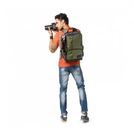 曼富图(Manfrotto) 摄行者系列 时尚双肩背包 相机包MB-MS-BP-IGR