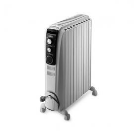 *德龙(Delonghi)电热油汀取暖器 家用取暖器 家用电取暖器 TRD41020T(白色)