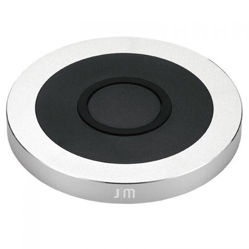 Just mobile 苹果7.5W铝制无线充电器WL-168(银色)